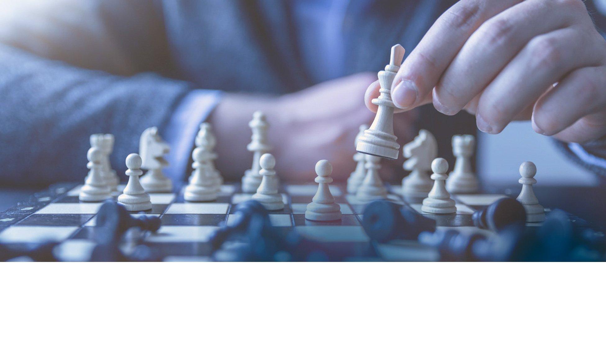 Imagen para slide sobre las soluciones en gestión de riesgos empresariales