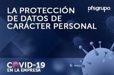 Proteccion datos frente al covid-19